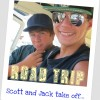 scott and Jack roadtrip
