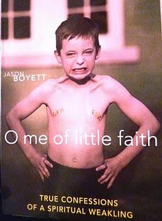 """""""O Me Of Little Faith"""""""