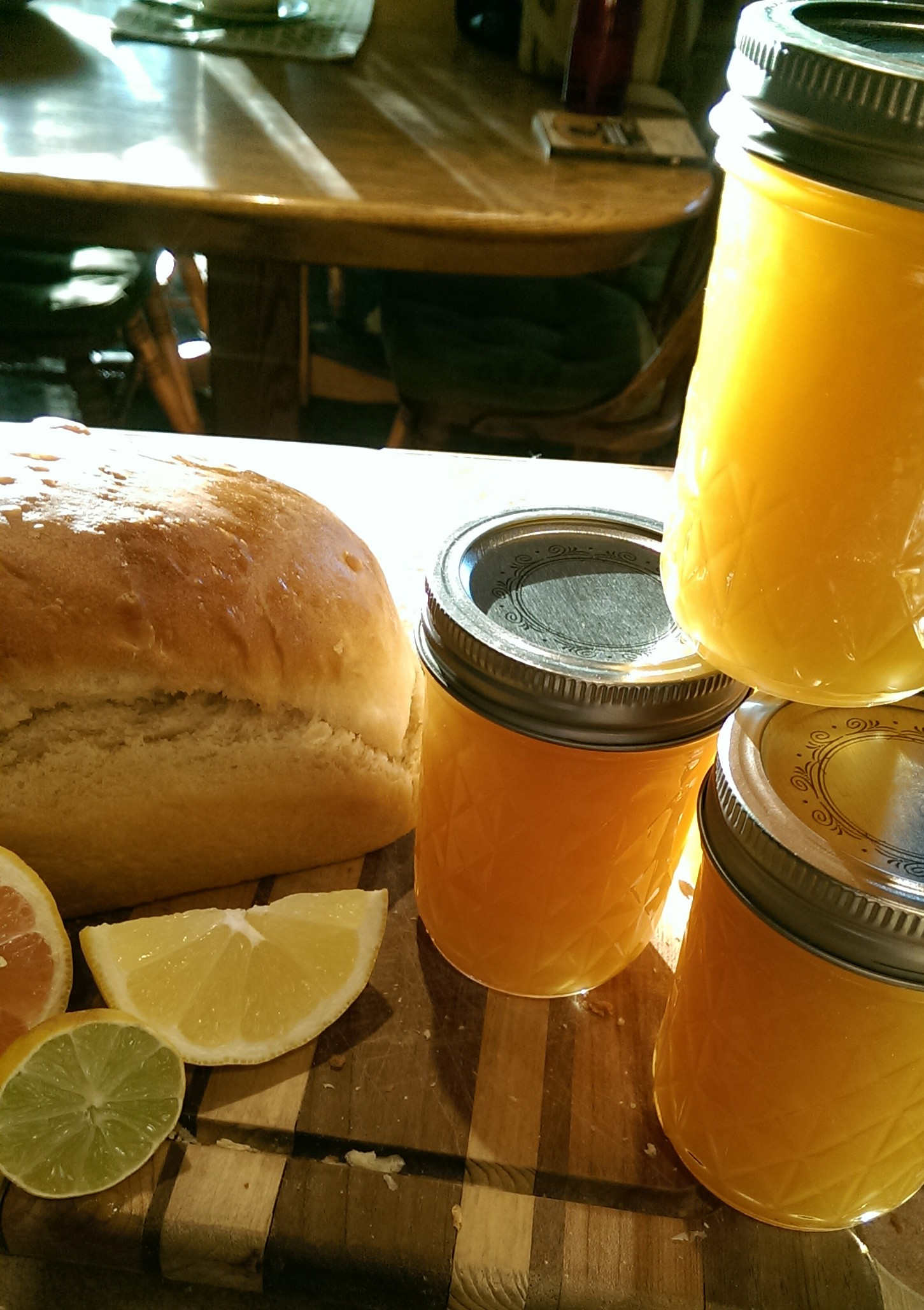 Lemon Curd ~ a taste of California Sunshine!