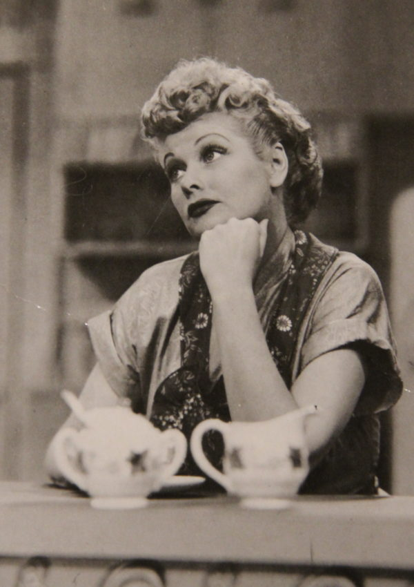 I love Lucy..actress, model, business woman, and DREAMER
