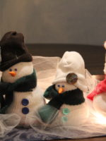 In the Meadow We Can Build a Snowman! craft tutorial