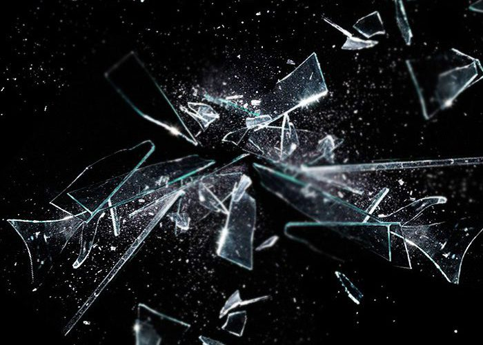 Shattered From The Inside Out