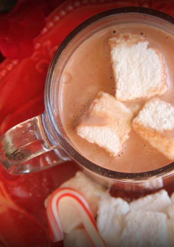 Marshmallows from Scratch? Your Hot Cocoa will thank you!