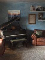 Piano Moving Day – Empty Nesting 101